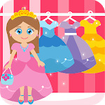 Dressing Up Princess Game icon