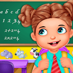 Emma Back To School Life: Classroom Play Games icon