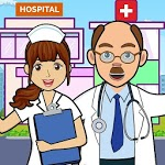 Pretend Play in Hospital: Fun Town Life Story icon