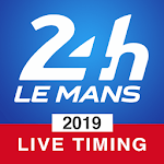 Le Mans 24H 2019 Live Timing icon