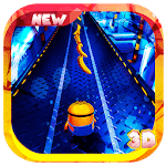 MINION Banana Adventure rush:Subway 3D icon