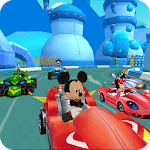 Mickey Roadster: Racing Clubhouse icon