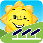 Solar CT PV System Power icon