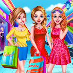 Shopping Mall Rich Girl Dress up icon