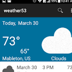 weather53 icon
