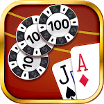 Blackjack Card Game icon