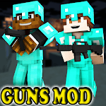 Weapon Addon Gun Mod Armor Skins Craft icon