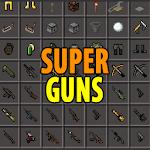 Super Guns Mod for MCPE icon