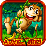 Monkey Run Adventure icon