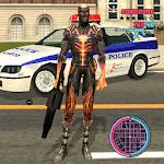 Super Flame Ninja Hero - Strange Gangster Vegas APK icon