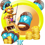 Master Free Coin Spin Unlimited icon