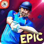 Epic Cricket - Best Cricket Simulator 3D Game APK icon