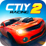 Max Racing - 3D Car Drifting Game icon