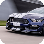 Mustang Car Drift Simulator APK icon