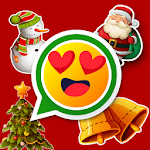 Christmas Stickers for WhatsApp, WAStickerApps icon