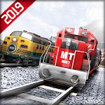Hill Train simulator 2019 - Train Games icon