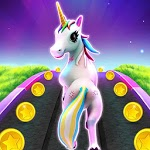 Unicorn Runner 2019 - Running Game icon