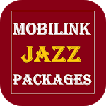 Mobilink Jazz Packages icon