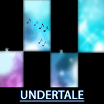 Undertale Piano Game icon