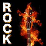 Rock Radio - Free Music Player for pc icon