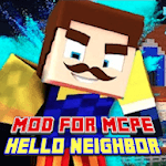 MAPS Hello Neighbor For MCPE icon