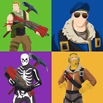 Battle Royale Coloring - Color by Number Coloring icon