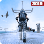 Navy Gunner Shoot War 3D 2019 icon