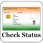 Driving Licence Check Online Status icon
