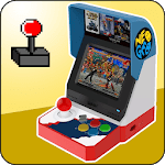 GnGeo - Neogeo Arcade Emulator icon