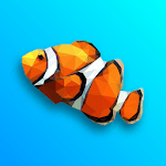 Low Poly - Color Puzzle by Number Art Game APK icon