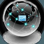 Live Internet Speed Monitor icon
