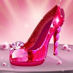Shoe Designer: Fashion Shoe Maker, Color by Number icon