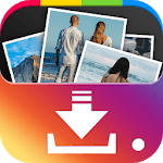 Downloader for Instagram - Repost & Save photos icon