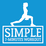 Simple 7 Minutes Workout icon