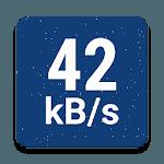NetSpeed Indicator: Internet Speed Meter icon
