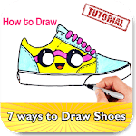 How to Draw Shoes APK icon