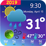Weather and Radar Live Forecast APK icon