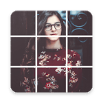 Nine Grid Crop For Instagram icon