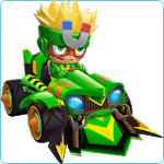 Car Race Kids Game Challenge - Kids Car Race Game icon