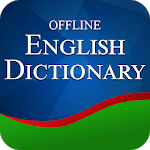 Offline English Dictionary - Learn Vocabulary, TTS icon