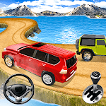 Offroad Jeep Driving Fun: Real Jeep Adventure 2019 icon
