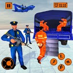 Grand Prison Escape Transport 2019 icon