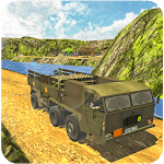 US Army Truck Driving - Military Transport Games icon