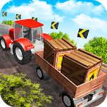 OffRoad Tractor Transport icon
