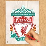 How To Draw Football Club Logo icon