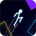 Stickman Light Up icon