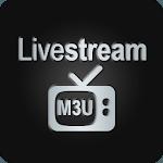 Livestream TV - M3U Stream Player IPTV for pc icon