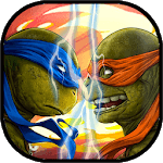 Ninja Shadow Turtle: Superhero City 3D for pc icon