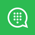 Open in whatapp | Chat without Save Number icon