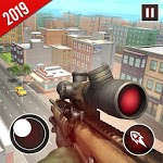 American Sniper 3D: Free Shooting Game 2019 icon